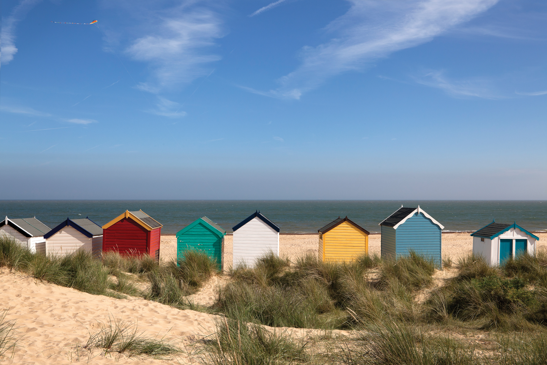 Could a modern version of the traditional beach hut provide opportunities for artisans to run small businesses? © istock