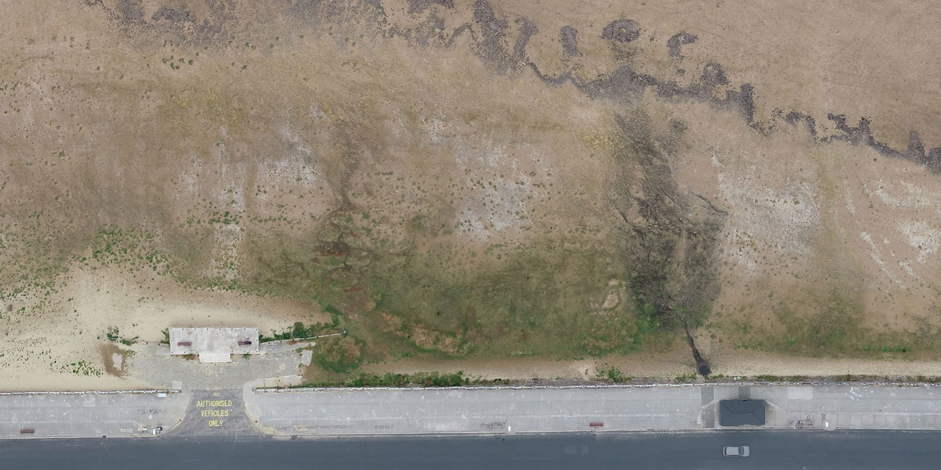 Using technology for evidence gathering: Drone monitoring of the foreshore